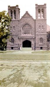 First Methodist Church 1917 enhanced