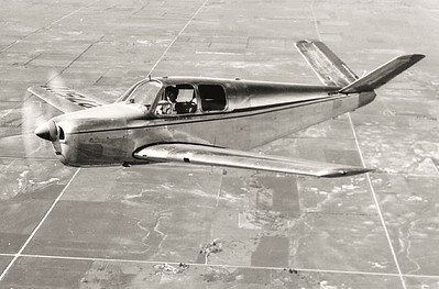 The Beechcraft Bonanza is an American general aviation aircraft introduced in 1947 by The Beech Aircraft Corporation. As of 2008 it is still being produced in derivative form by Hawker Beechcraft. More than 17,000 Bonanzas of all variants have been built.