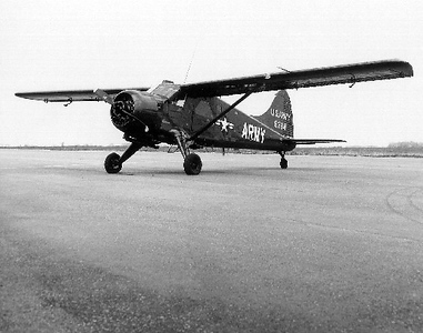 THE AIRCRAFT:<br /> <br /> The DeHavilland DHC-2 Beaver (C/N 1100) was originally operated as an L20A by the U.S. Army as a reconnaissance aircraft during the late 1950's.