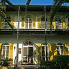 Ernest Hemingway's house.  The famed American author lived here for a number of years.