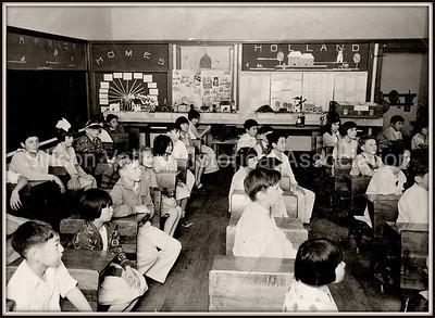 Millikin Elementary School in Santa Clara, California circa 1920s
