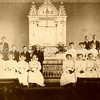 1908 Confirmation class at the Lutheran Church in Sunnyvale, California