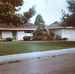 538 Madison Way in Palo Alto, California in 1967