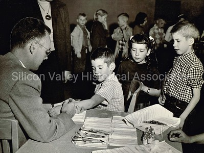 1959 TB Tests in Palo Alto, California