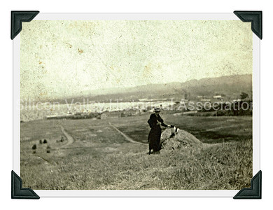 Santa Clara resident near the Monterey canneries, circa 1918