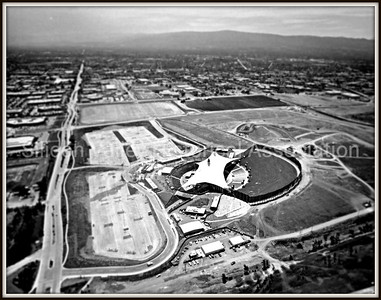 Shoreline Amphitheatre in Mountain View, California c. 1989