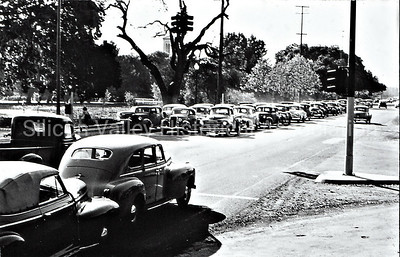 El Camino Real in Palo Alto, California - 1940s