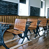 1800s Classroom seating
