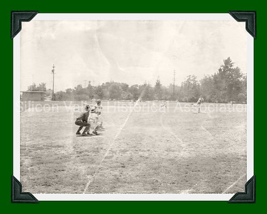 Palo Alto Pony League game in 1964