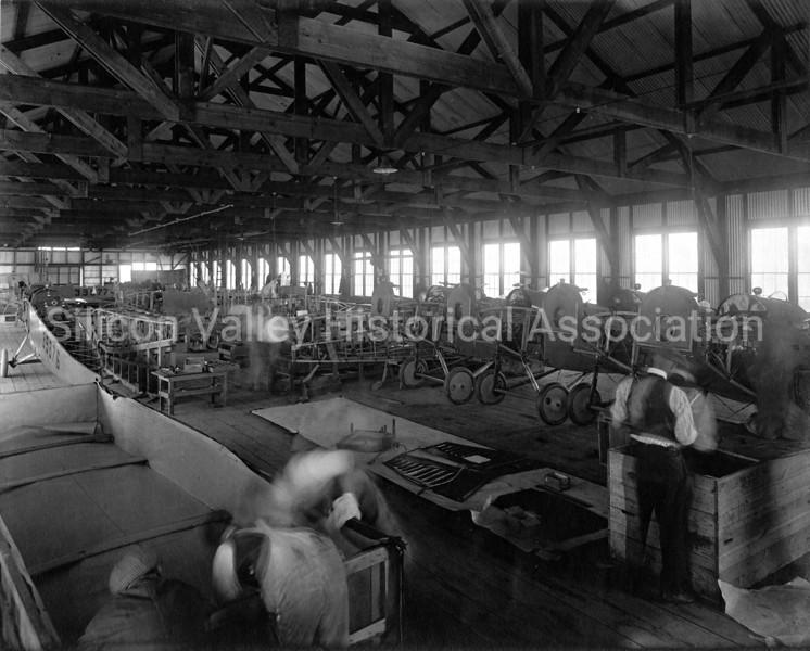 U.S. Aircraft Corp. in Redwood City, California, 1918