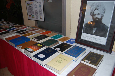 Display of publications