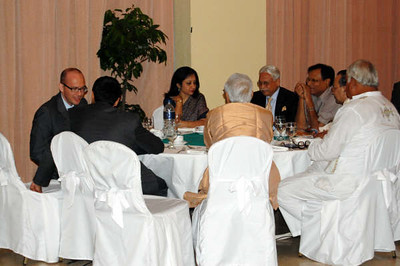 Representatives of US Embassy, European Commisson, Deputy High Commissioner of India and other dignitaries at the VIP Dinner