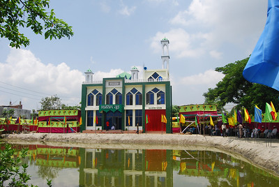 Masjid Noor-ready for Inauguration
