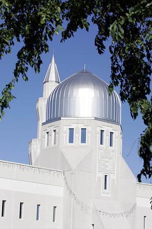 Baitul Islam scenic view