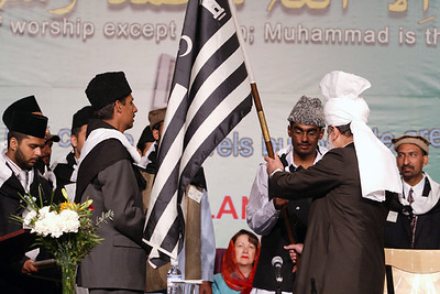 Alame Enami Flag Award