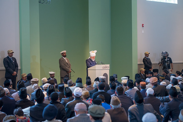 Friday Sermon, Vancouver Friday May 17 2013