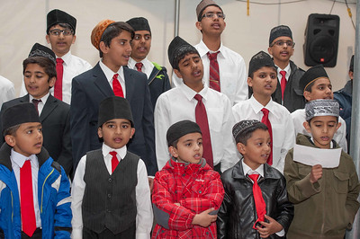 Khalifa of Islam Arrives in Calgary