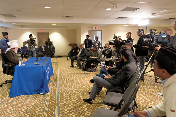 Press Conference - Calgary