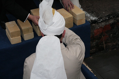 Darul Amman Mosque Manchester Foundation Stone Ceremony - March 8th 2009
