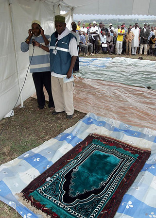 Azan in Nakuru