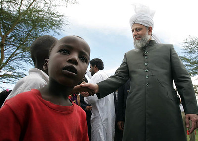 Ahmadis at Nakuru
