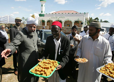 Distribution of Sweets in Eldoret