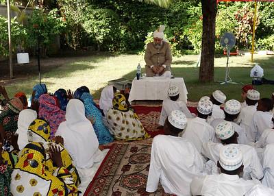 Children's class Mombasa