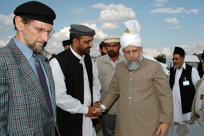 Hhuzur and Regional Amir Mainfranken
