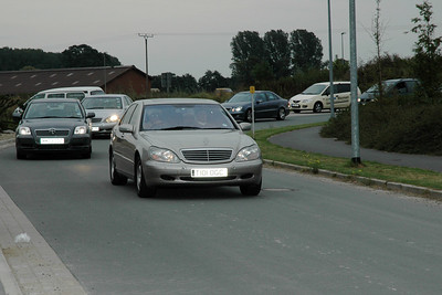 Huzur's caravan arrives at Isselburg