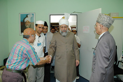 Huzur meets with MTA members