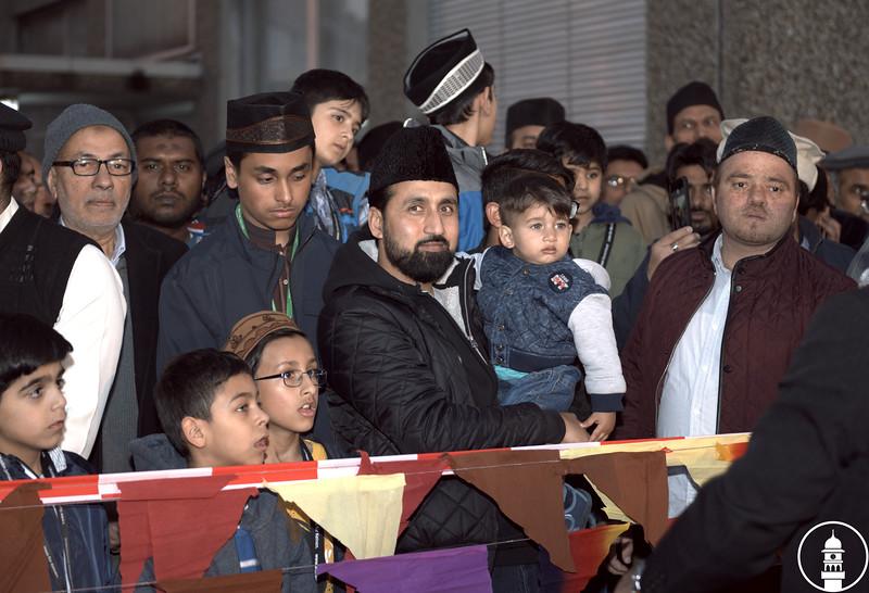Arrival in Frankfurt - Ahmadiyya Gallery