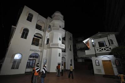 Night view of Baitul Quddus (24 Nov)