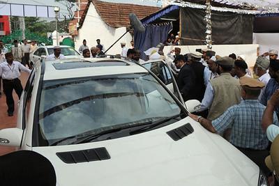 Huzur's Arrival at Baitul Quddoos Calicut