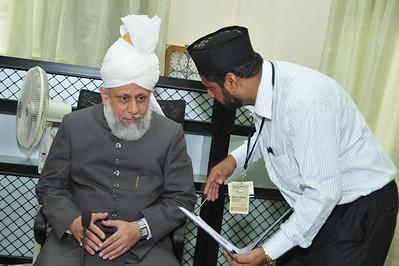 With Ernakulam Zonal Ameer Kabeer Sahib
