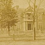 39–The Judge L.C. Hall (Hald) house