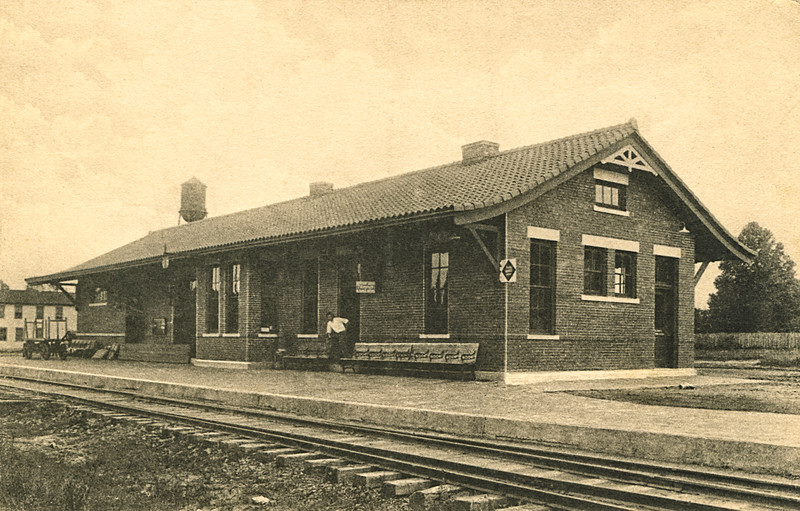 73–Missouri Pacific Station