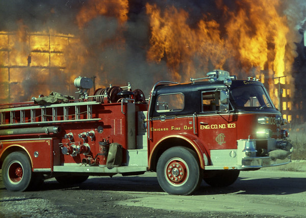 Historical Fires & Rigs