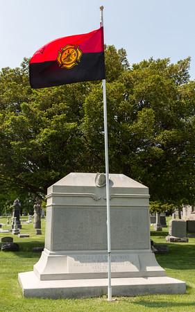 FF Memorials Oakwood cemetery
