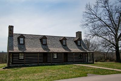 Fort Frederick State Park - Big Pool, Maryland