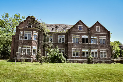 Pennhurst State School and Hospital - Spring City, Pennsylvania