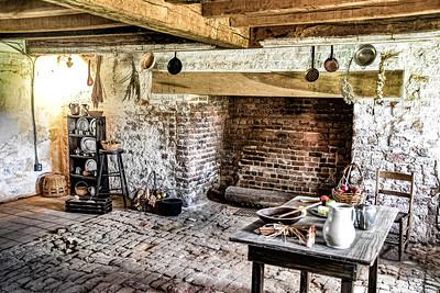 Bacon's Castle - Surry, Virginia