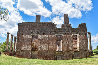 Barboursville Ruins - Barboursville, Virginia