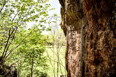 Natural Chimneys - Mt. Solon, Virginia