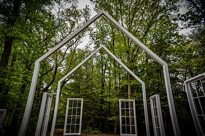 """Polegreen """"Ghost"""" Church - Mechanicsville, Virginia"""