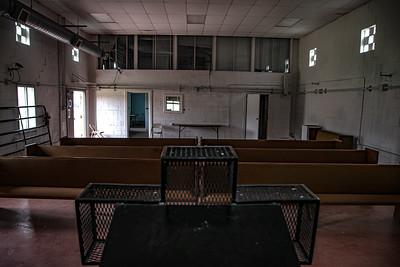 West Virginia Penitentiary - Moundsville, West Virginia