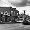 Delmar NY Delaware Delaware Ave  looking southeast towards Four Corners 1969