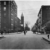 Albany NY State Street at Lark looking West circa 1929