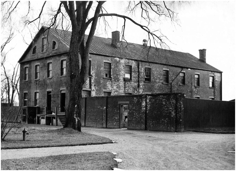 Albany NY Alms House