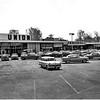 Delmar NY Delaware Plaza looking southeast circa 1962