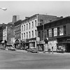 Albany NY Clinton Avenue between Broadway and North Pearl circa 1965